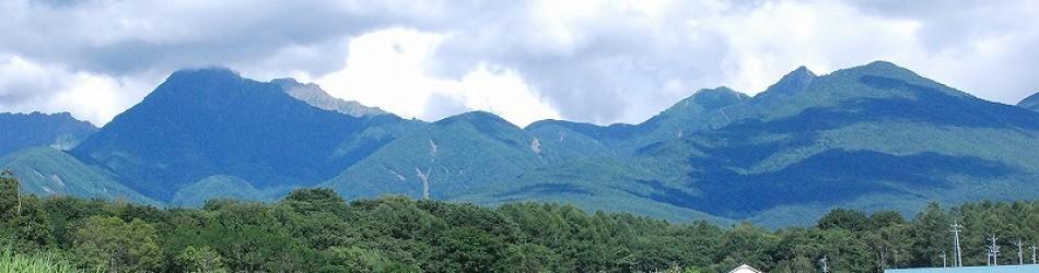 信州八ヶ岳