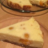 ほおずきのチーズケーキ